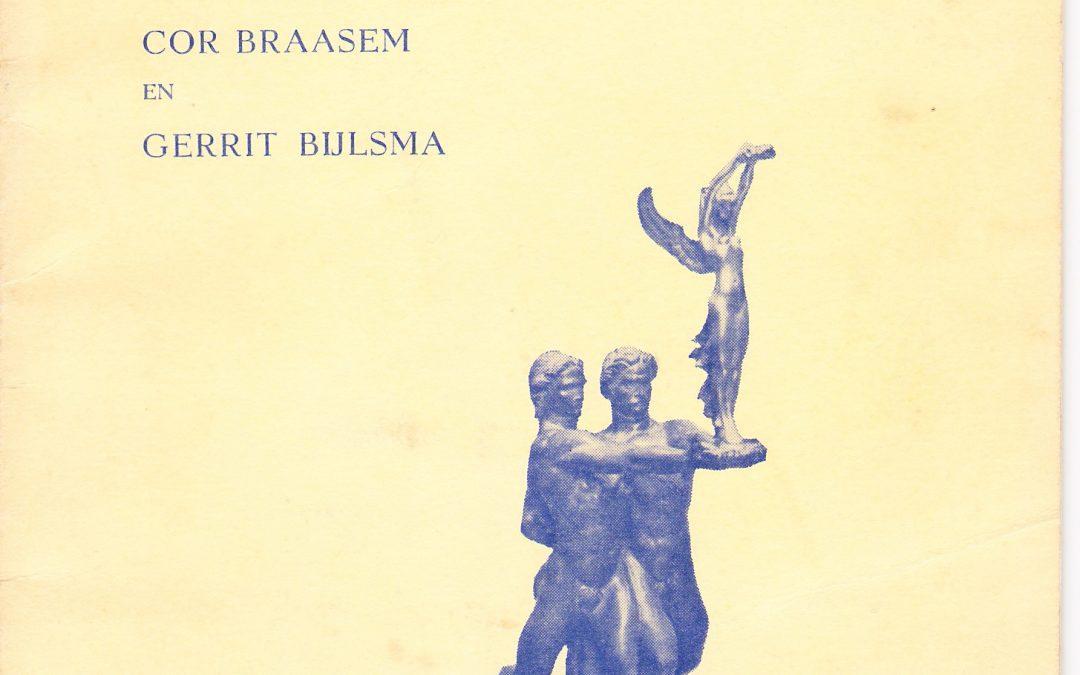 Rondom de Trofeo Italia – Cor Braasem en Gerrit Bijlsma (1949)