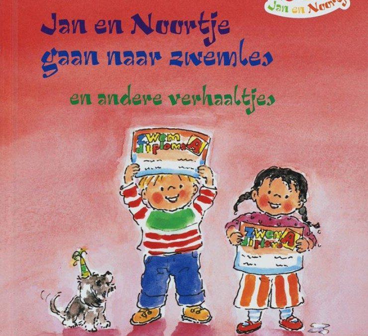 Jan en Noortje gaan naar zwemles en andere verhalen – Marianne Busser en Ron Schröder (2006)