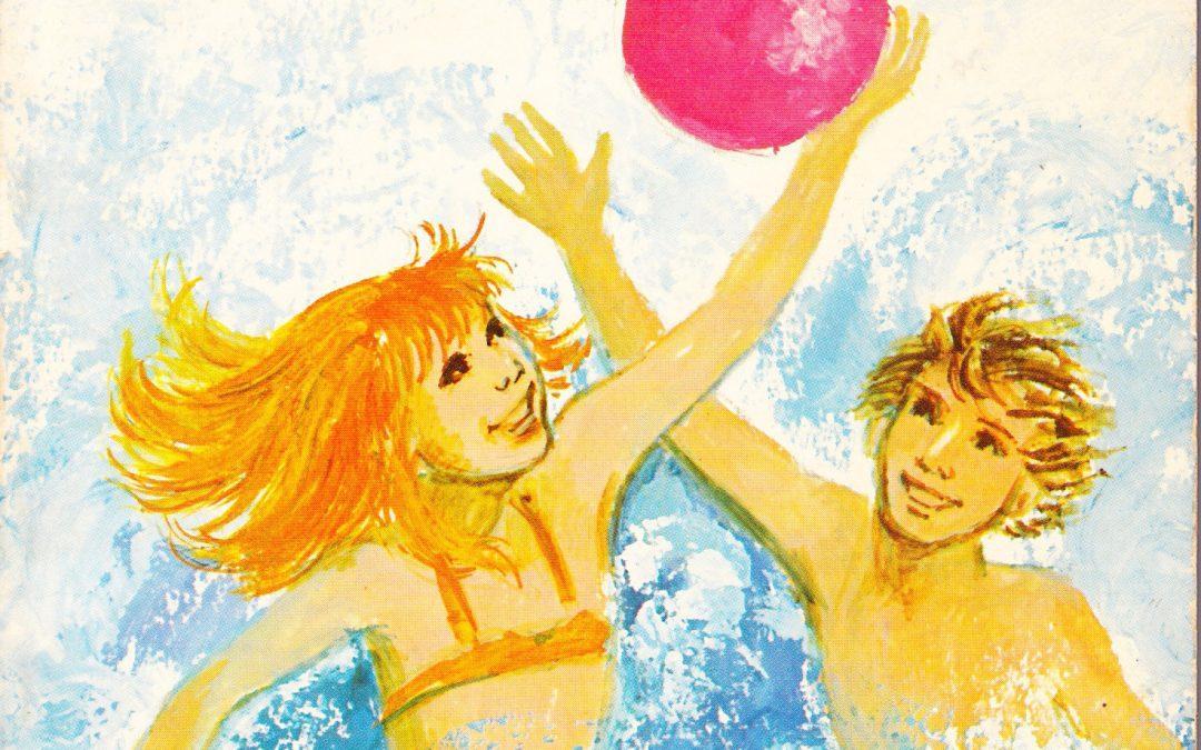 Zwemspelletjes: voor kinderen van 8-12 jaar die kunnen zwemmen – C.W. Schraa (1978)