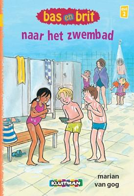 Bas en Brit : Naar het zwembad – Marian van Gog (2007)