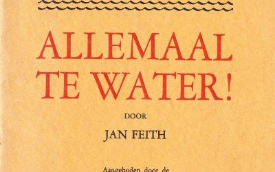 Allemaal te water! – Jan Feith (1920)