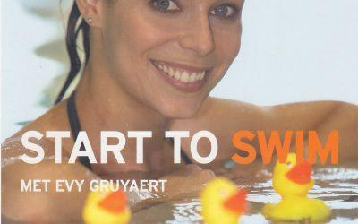 Start to swim met Evy Gruyaert : Fit & gezond in 10 weken (2008)