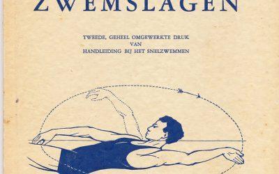Moderne zwemslagen – M.J. Huizinga (1934)