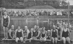 Waterpolo 1925 Goudse Zwem Club GZC Schoonhoven