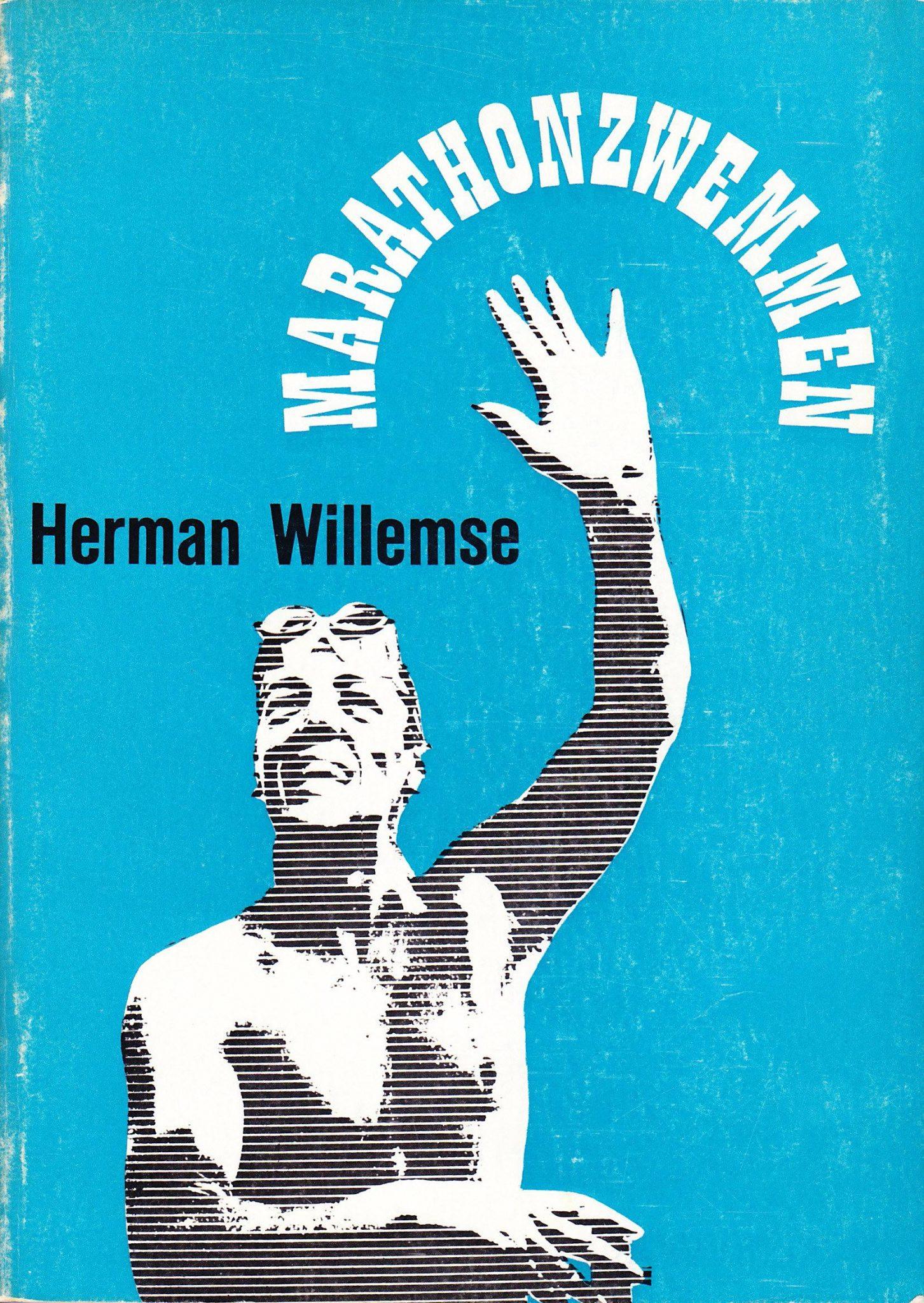 marathonzwemmen � herman willemse en herman kuiphof 1970